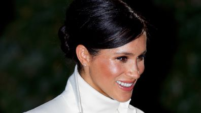 Meghan Markle due in late April