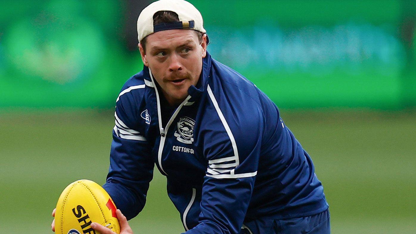 Geelong's Jack Steven announces immediate AFL retirement