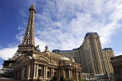 <strong>6. Paris Hotel and Resort, Las Vegas</strong>