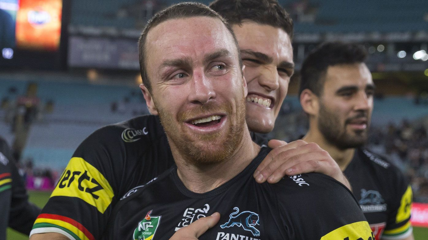 Penrith football boss Phil Gould opens up on Gold Coast Titans' swap offer for James Maloney