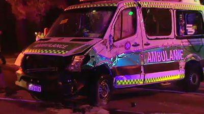 Manslaughter charge after ambulance crash