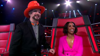 Blind Auditions 4