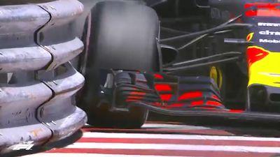 Ricciardo fastest in Monaco F1 practice