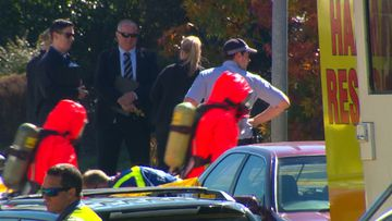 A suspicious package found at the Indonesian embassy in Canberra has been deemed safe. (9NEWS)