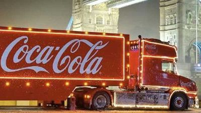 Iconic Coca-Cola Christmas Truck arrives in Australia for first time