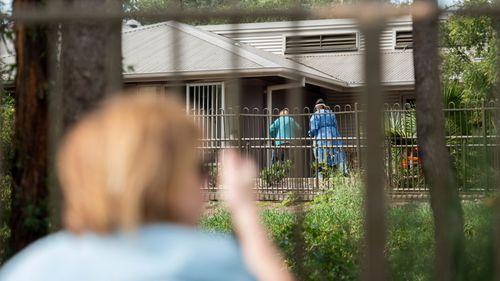 Another virus death at Sydney nursing home