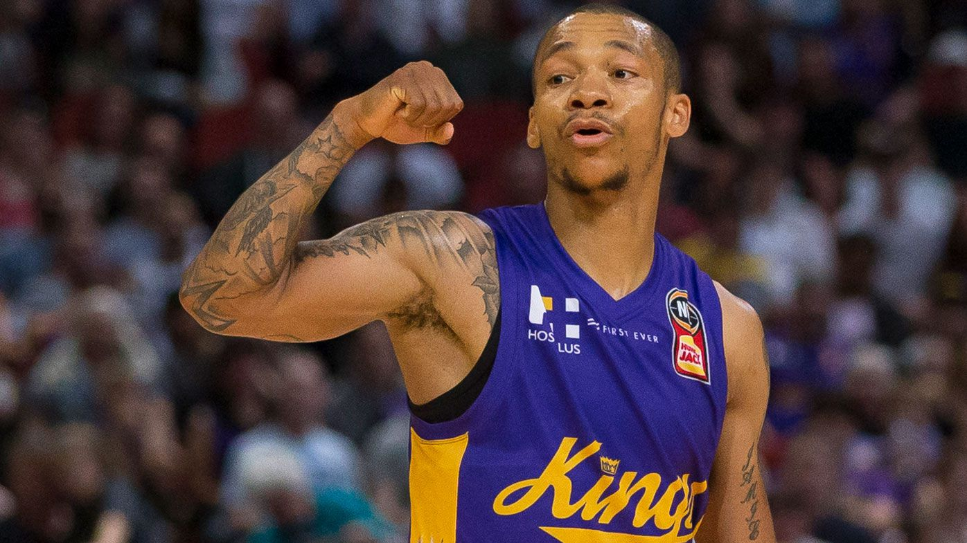 The Sydney Kings are a 'team you should be scared of': Corey 'Homicide' Williams