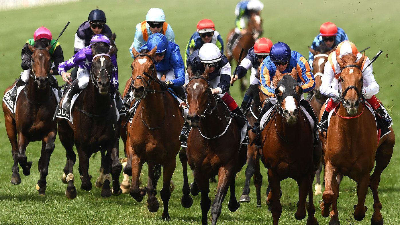 Melbourne Cup 2019 field