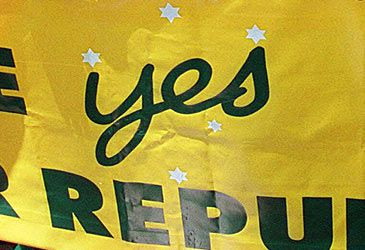 Daily Quiz: Who led the Yes side in the 1999 Australian republic referendum?