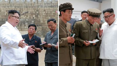 Kim's fury: Officials blasted over unfinished power plant