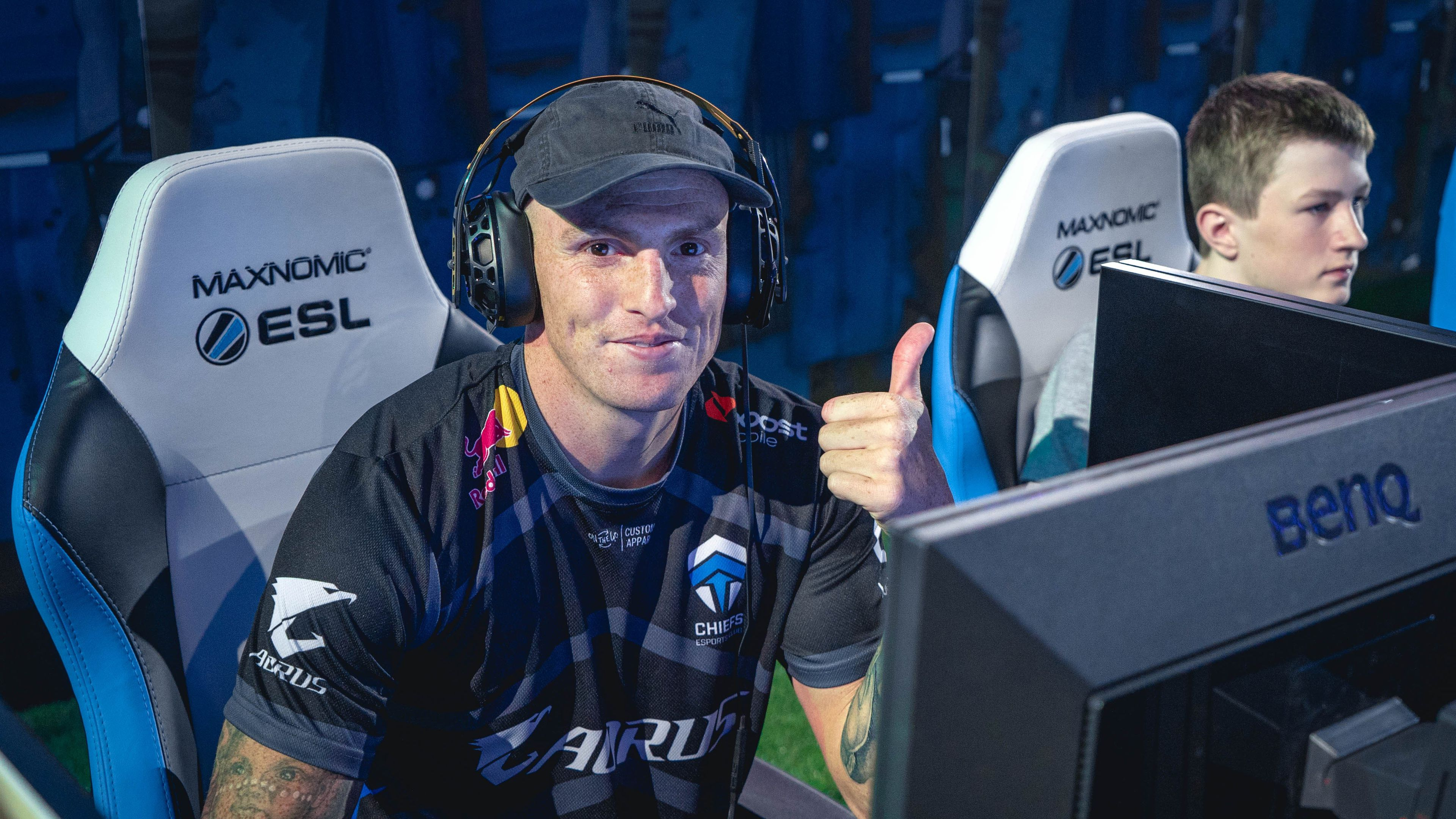 EXCLUSIVE: Brisbane Lions star Mitch Robinson crosses into pro gaming