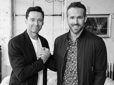 Ryan Reynolds and Hugh Jackman call 'official truce' after years of trolling each other