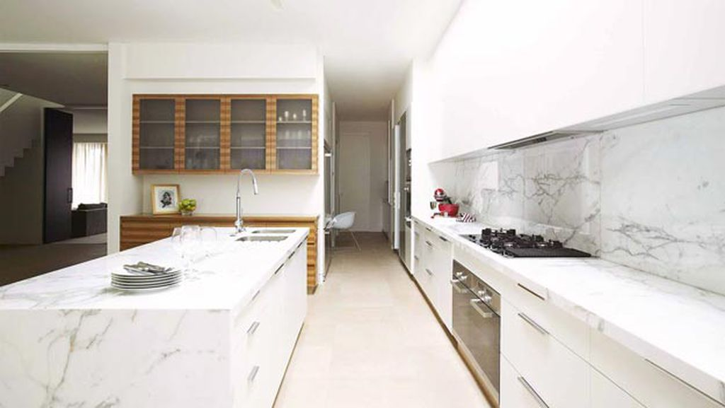What is Calacatta marble? - 9homes