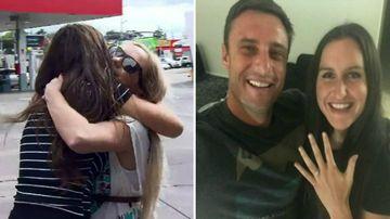 Kind stranger helps woman hunt for lost engagement ring