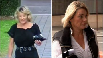 Convicted Perth dine-and-dash scammer Lois Loder was sentenced to two years jail over a series of offences.