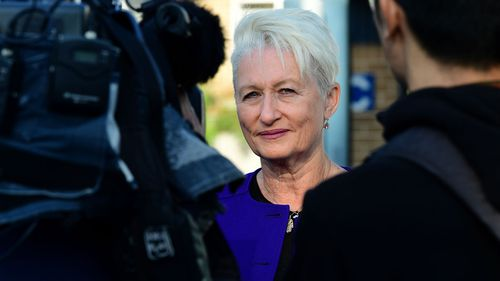 Kerryn Phelps has lost the seat of Wentworth.