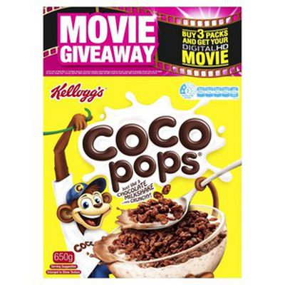 8. Coco Pops
