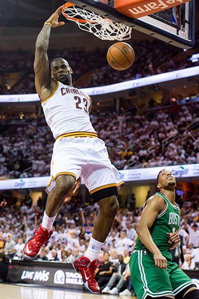 6. LeBron James (basketball) $83 million ($27m, $56m)