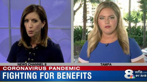 TV reporter credits viewer with noticing cancerous lump