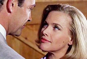 Daily Quiz: Which character did Honor Blackman portray in Goldfinger?
