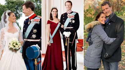 Prince Joachim and Princess Marie's life in pictures