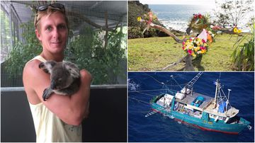 Young father killed in trawler accident was 'one in a million'
