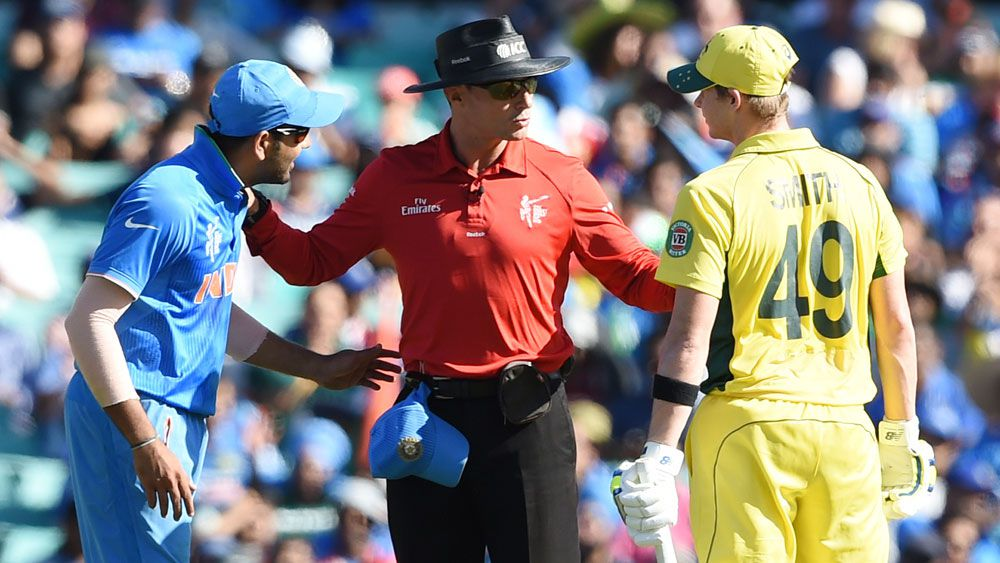 International Cricket Council introduce tough new rules including the send-off
