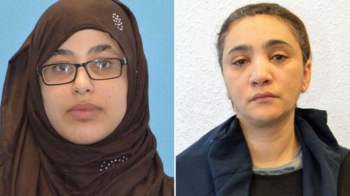 Mum, daughter jailed for plotting terror