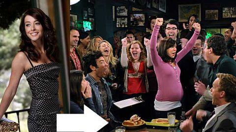 Slideshow: TV's terribly hidden pregnancies