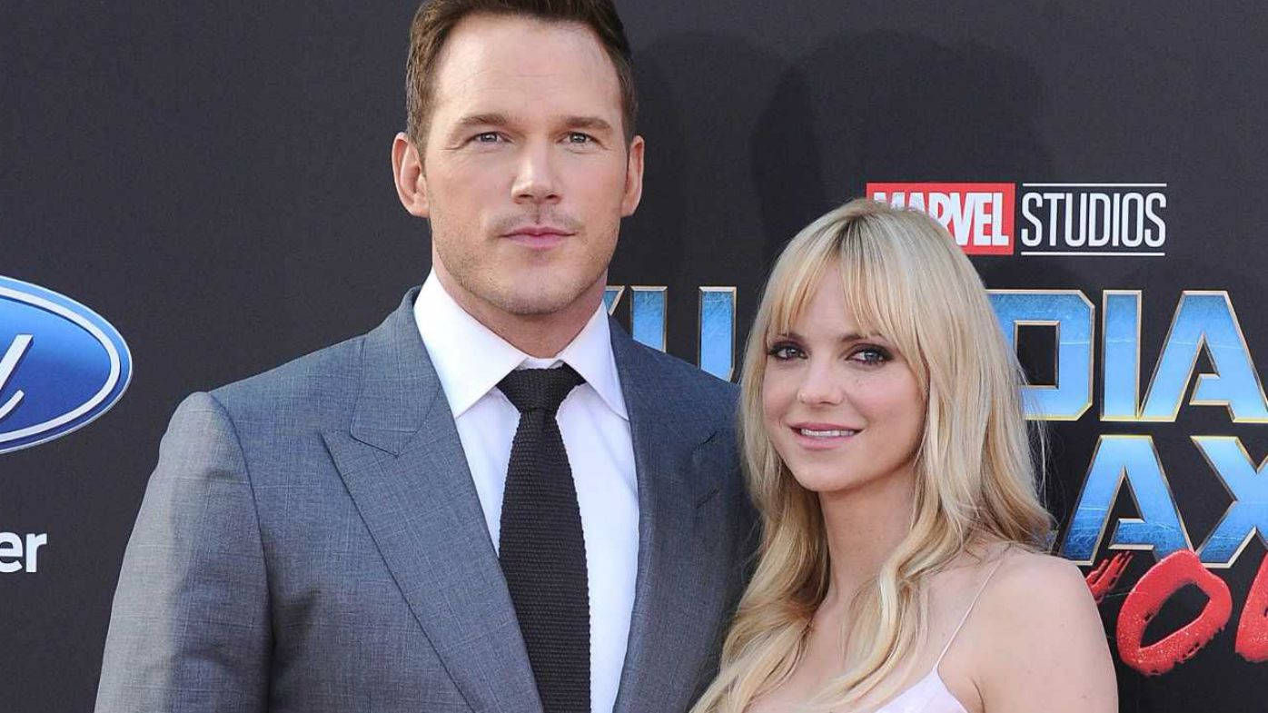 Chris Pratt Files for Divorce From Anna Faris