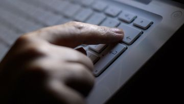 Online is where many people are most likely to be scammed. (Getty)