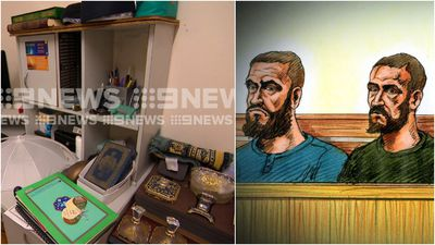First look inside accused terror plotters' Melbourne homes