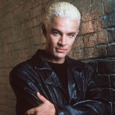 James Marsters as Spike: Then