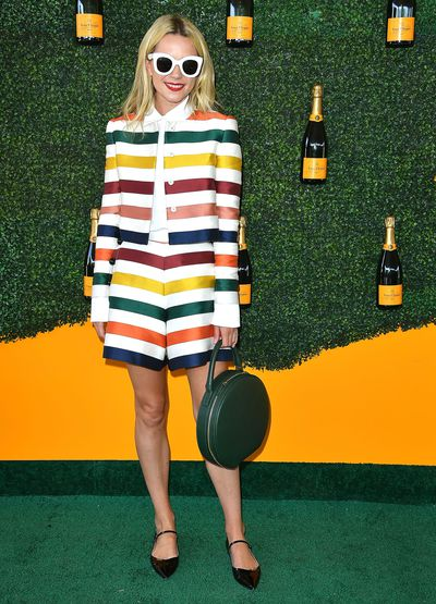 "<p>Jennifer Hawkins' Polo Tip #6 </p> <p>""Accessories at the Polo are key.""</p>"