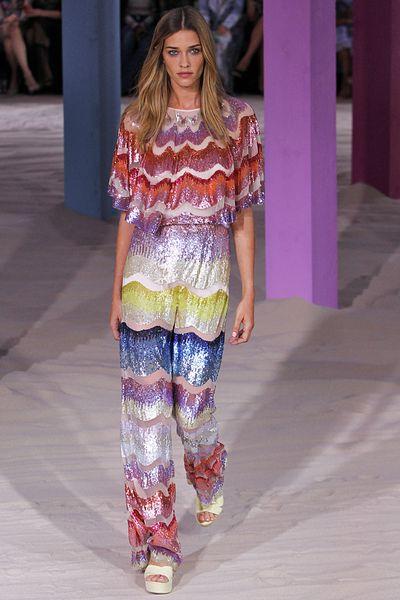 Temperley, spring/summer '17<br /> London Fashion Week