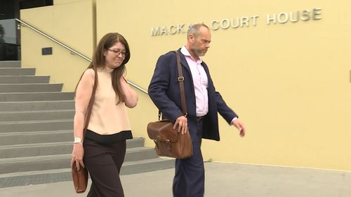 The Farrell family, who travelled from the United Kingdom for the inquest, said they're glad a light has finally been shone on the case. Picture: 9NEWS