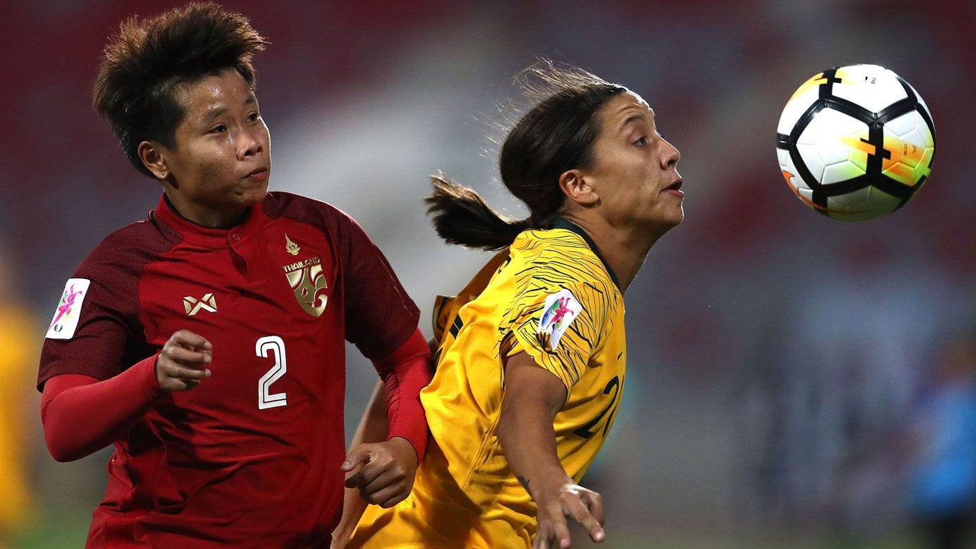 Matildas to soul-search before Cup final