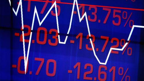 The ASX has dropped substantially in morning trade.