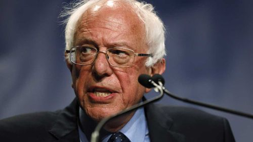 Bernie Sanders has been locked in a union dispute with his campaign workers.