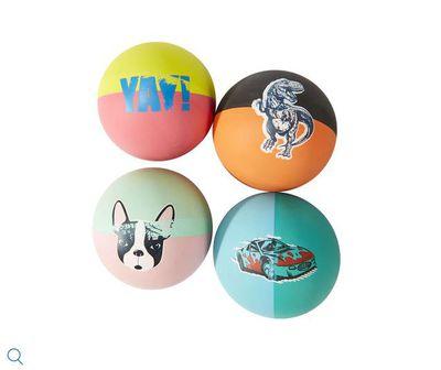 "<a href=""http://www.kmart.com.au/product/jumbo-bounce-ball---assorted/1116826"" target=""_blank"" draggable=""false"">Jumbo Bounce Balls, $4 each.</a>"