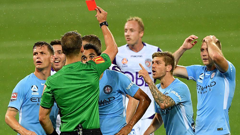 Glory stun City amid A-League VAR drama