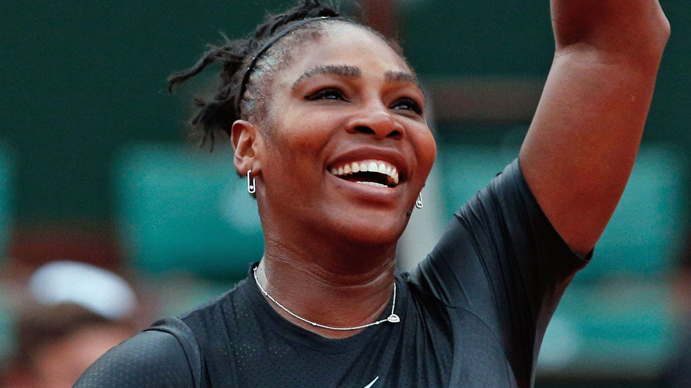 Serena Williams ousts Ash Barty from French Open