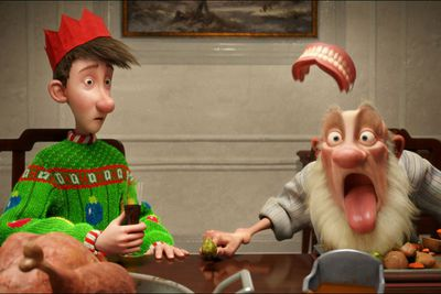 This heart-warmer charmed audiences and critics alike in 2011 with its witty plot about Santa's secret, high-tech operation that allows him to deliver presents to the world's kids. From the computer-animation geniuses behind <i>Wallace and Grommit</i>, this 3D adventure is a wonder to look at, and a joy to enjoy.