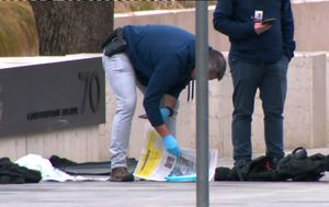 Man in custody after incident near ASIO building in Canberra