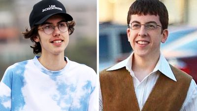 Jackson: Fogell from Superbad