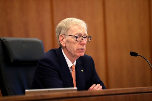 Royal Commissioner Kenneth Hayne has been grilling NAB in the past few days.