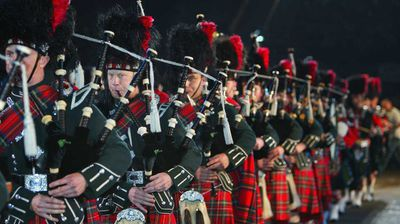 Speaking of the military. What happens to the Royal Edinburgh Military Tattoo? It has been a big part of Edinburgh culture since 1950 and attracts tens of thousands of visitors each year. Even if it exists, which military units will take part? And will it still be royal?