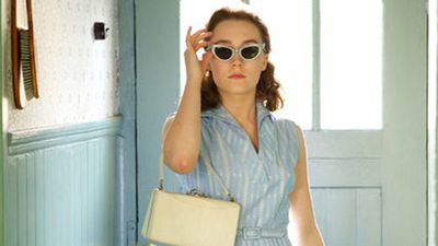 Saoirse Ronan has been nominated for Best Actress for her role in the movie <em>Brooklyn</em>.