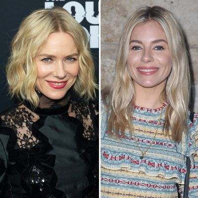 Naomi Watts and Sienna Miller