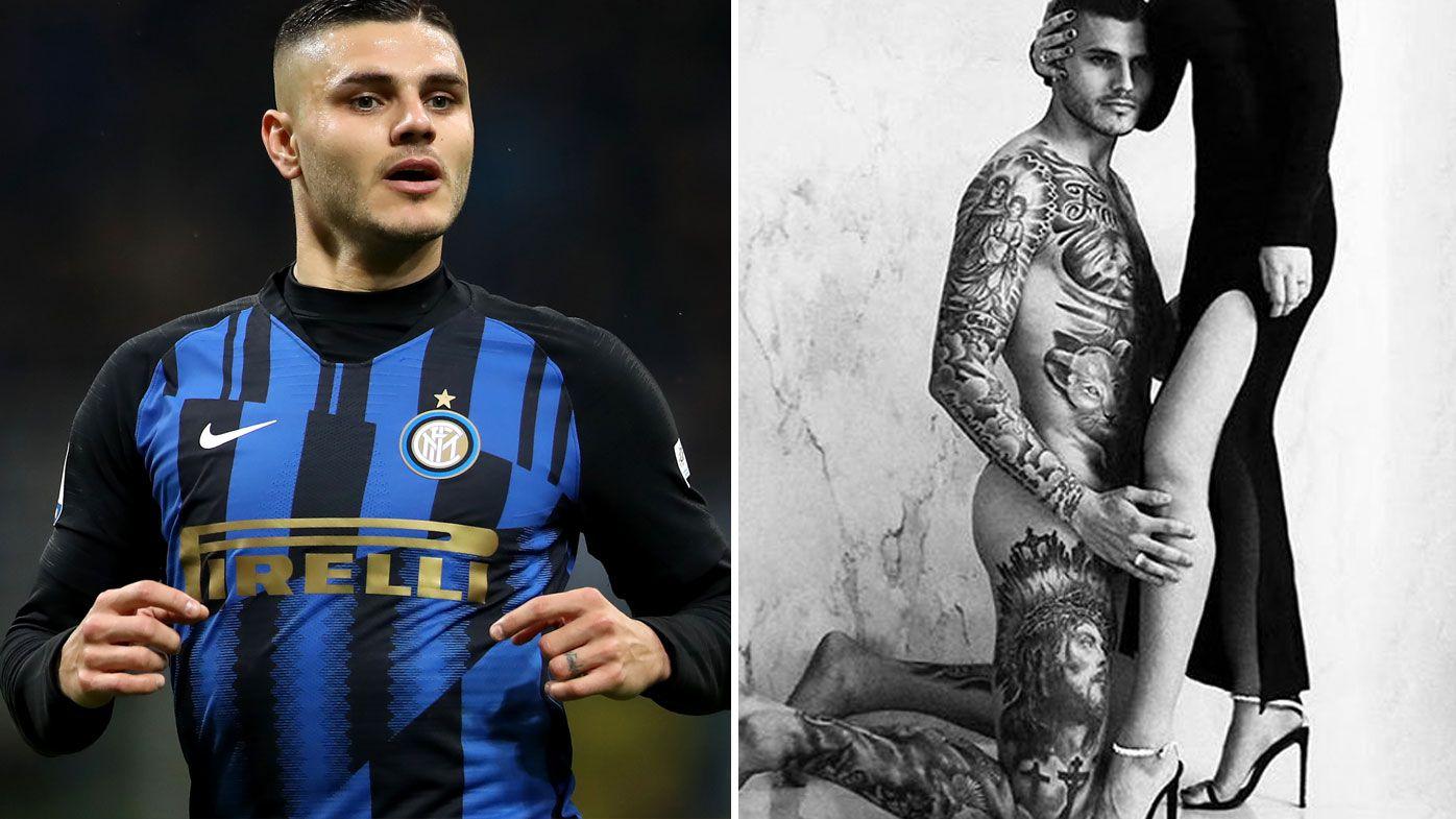 How a naked photo shoot caused a $97 million headache for Italian football giants